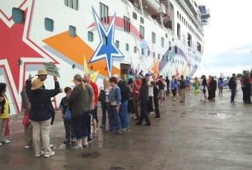 Mazatlán Recibe el 2014 con Crucero