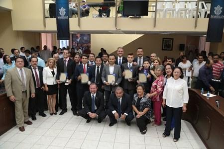 Premio Mérito Juvenil 2014 Mazatlán