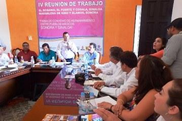 IV Reunion de Pueblos Magicos en El Rosario, Sinaloa, México.