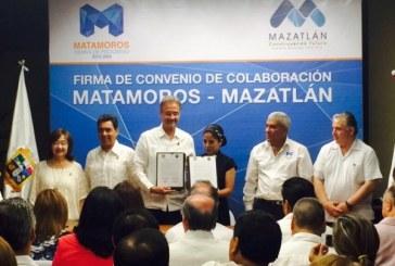 Mazatlán-Matamoros Ciudades Hermanas