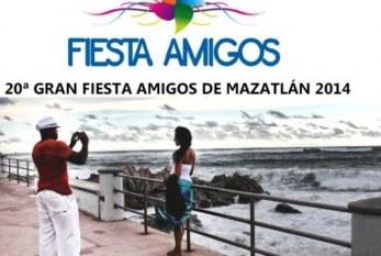 Gran Fiesta Amigos de Mazatlán Todo Listo