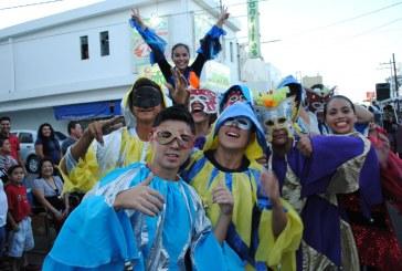 Carnaval en las calles de Mazatlan