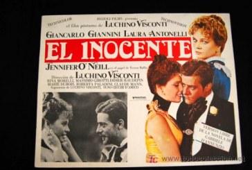 El Inocentene en el Cinematografo