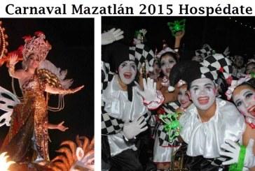 Reserva ya Carnaval de Mazatlan 2015