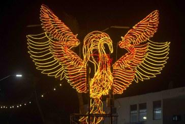 El Ave Fenix ardera en Carnaval