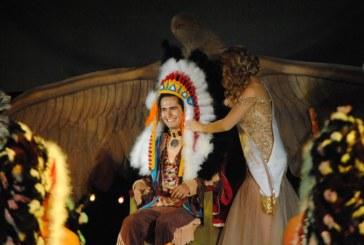 Coronacion Rey de la Alegria