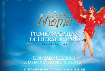 Premio Mazatlan de Literatura 2015