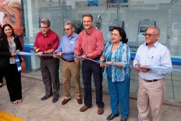 Inauguran Aquamatico de Jumapam