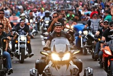 Espectacular Desfile Motos Mzt 2015