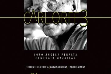 Carl Orff concierto