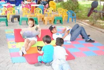 Empape de la lectura a sus hijos