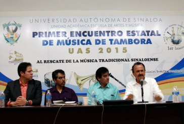 Primer encuentro estatal de Musica