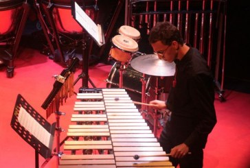 Concierto de Marimba y Percusiones