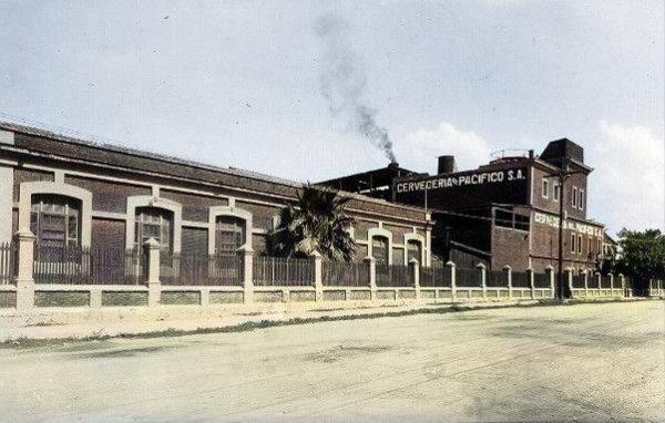 Historia de la Fabricación de Cerveza en Mazatlán (1)