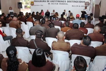 Sectur capacita Transitos en Guasave
