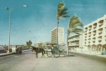 El Viejo Transporte de Mazatlán