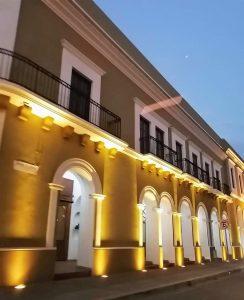 Centro Histórico de Mazatlán Espacio de Luz 2019 2