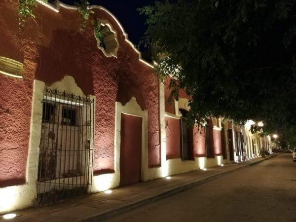 Centro Histórico de Mazatlán Espacio de Luz 2019 4