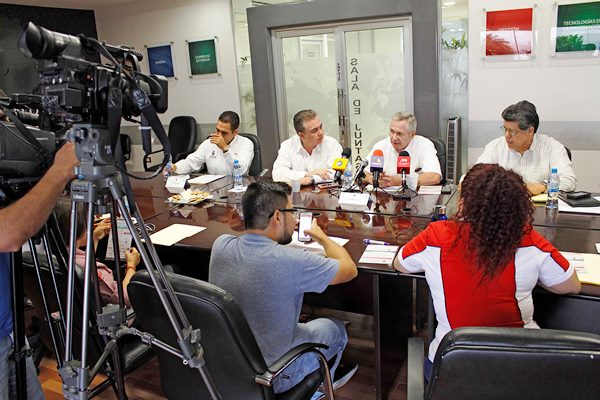 Empresas de Sinaloa en elPremio Nacional de Exportación 2015
