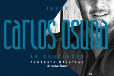 Carlos Osuna en concierto