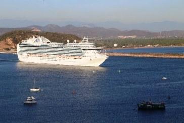 Mejora en Cruceros Mazatlan en 2015