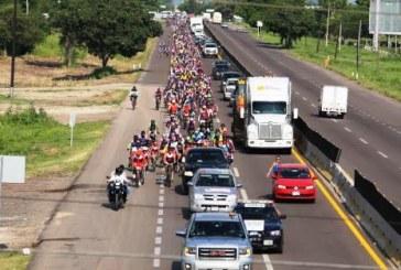 Invaden Ciclistas Vagabundos Mazatlan