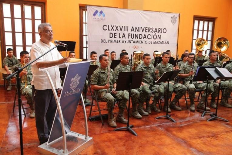 Mazatlan Centenario como Municipio