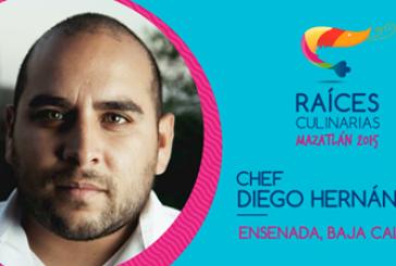 Chef Diego Hernandez