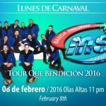 Lunes d eMaridos Oprimidos Carnaval de Mazatlán 2016