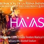 Coronación Reina Infantil Carnaval 2016