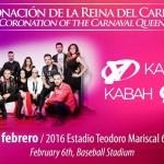 Coronación Reina del Carnaval 2016