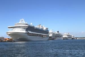 Mazatlán Consolida Cruceros