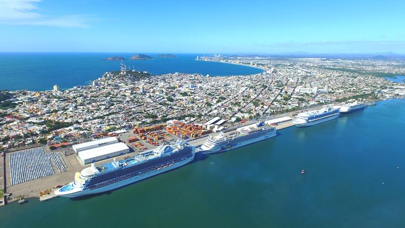 Cruceros Turisticos Mazatlan
