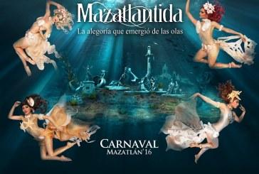 Jóvenes mazatlecas van por la corona del Carnaval 2016
