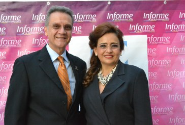 Rinde Presidenta del DIF su 2do Informe de Gobierno