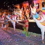 Emilia y Bernardo Carnaval Infantil y de la Alegría 2016