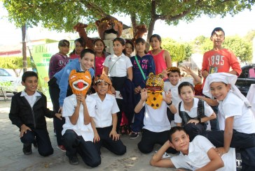Festejan el xv aniversario de la Meseta de Cacaxtla