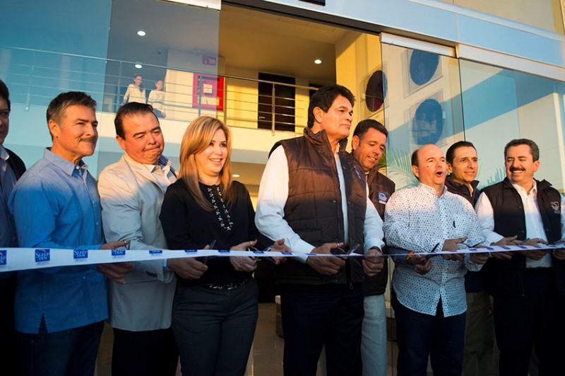 Inauguración Hotel Slpee Inn en Mazatlán 2016