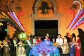 La Fiesta de Carnaval calienta a los mazatlecos Primera manifestación