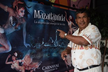 José Ramón Serrano Cruz está listo para su homenaje como Rey de la Alegría