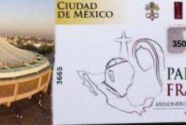 Visita de El Papa en Tierra Azteca