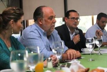 Se reunen hoteleros de Mazatlán con titular de Sectur Sinaloa