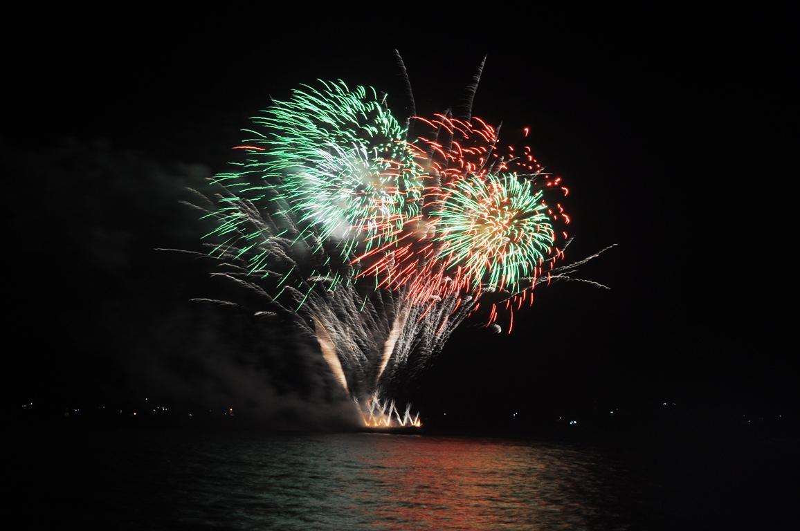 Combate Naval del Carnaval de Mazatlán 2016