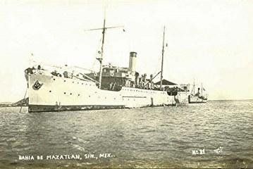 Mazatlán y la Historia de la Industria Portuaria