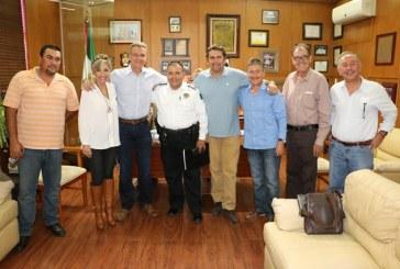 Apoya Municipio la Organizacion del Nacional de Motocross