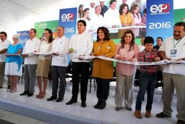 Inauguran la Vigésima Sexta Expo Agro Sinaloa 2016
