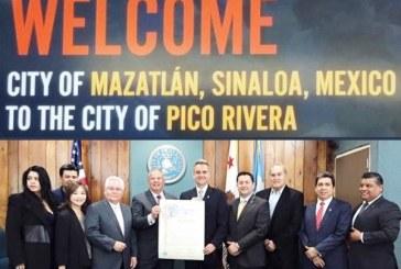 Mazatlán y Pico Rivera