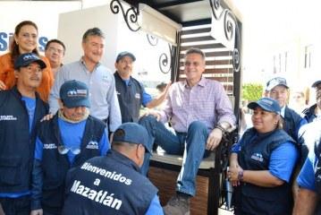 Cambian positivamente el rostro de la Plazuela República de Mazatlán