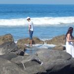 <center>Las Labradas por Certificación de Playa Limpia</center>