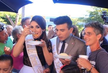 """La Plazuela Machado vive un """"Carnaval gastronómico"""""""